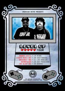 Level Up Tour