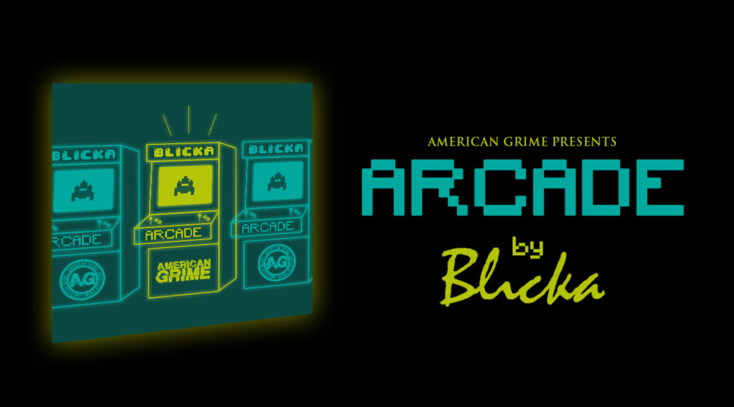 blicka arcade banner